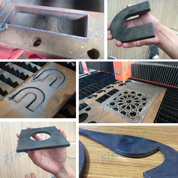په پراخه کچه کارول شوي د 1325 CNC پلازما کټر CNC پلازما پرې کولو ماشین