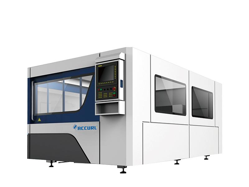 د CNC فایبر لیزر پرې کولو ماشین