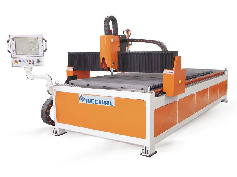 د ګاز سرچینه CNC پلازما پرې کولو ماشین