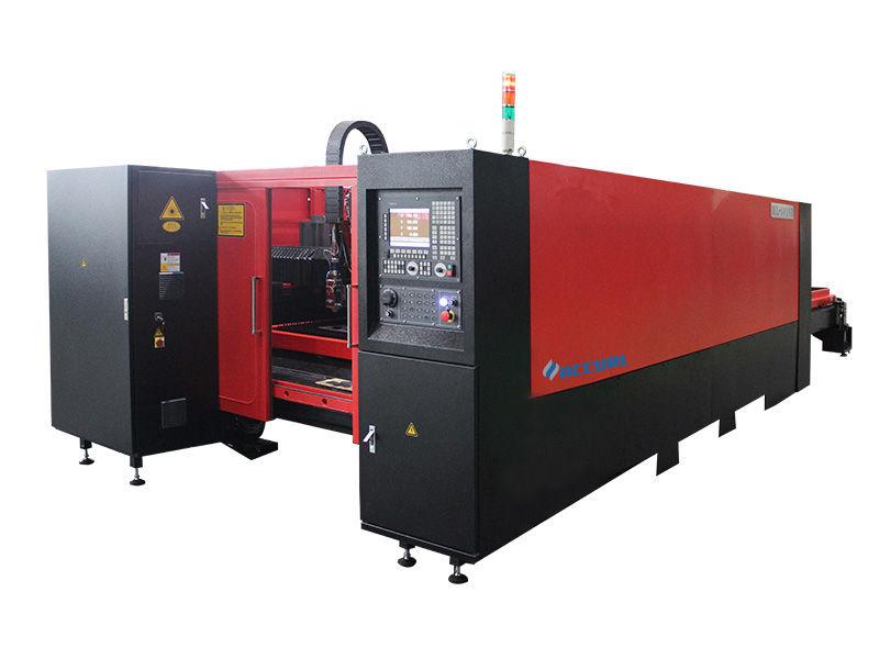 د CNC لیزر فلزي کښنې ماشین
